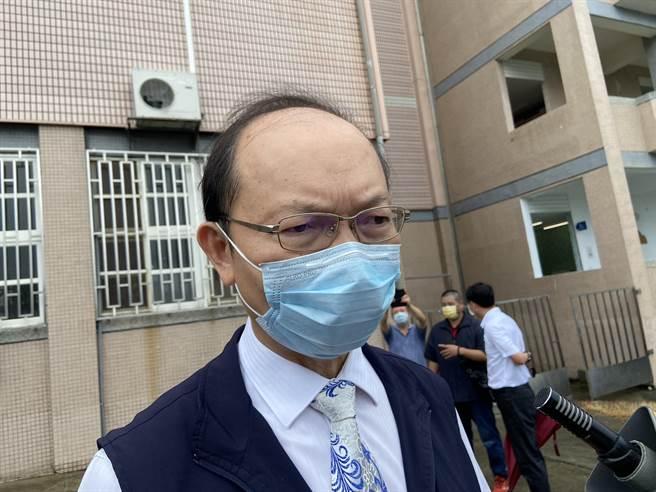 台中市教育局長楊振昇23日表示,台中公私立幼兒園合計765家,預計7月27日全面復課。(盧金足攝)