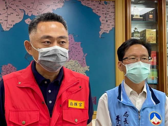 楊鎮浯縣長強調:「有疫苗打就對了!」(縣府提供)