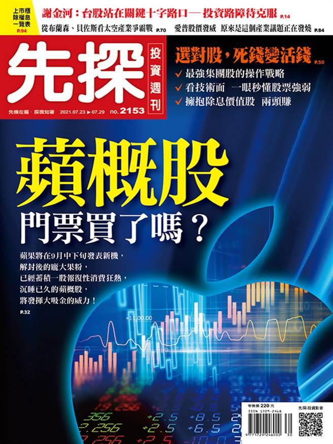 《先探投資週刊2153期》