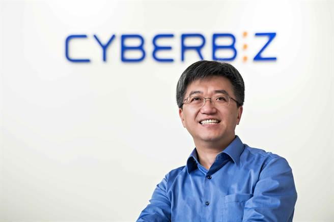 Cyberbiz執行長蘇基明認為數位轉型是每個企業的必須,可因應疫情彈性調配做靈活安排。(Cyberbiz提供/黃慧雯台北傳真)