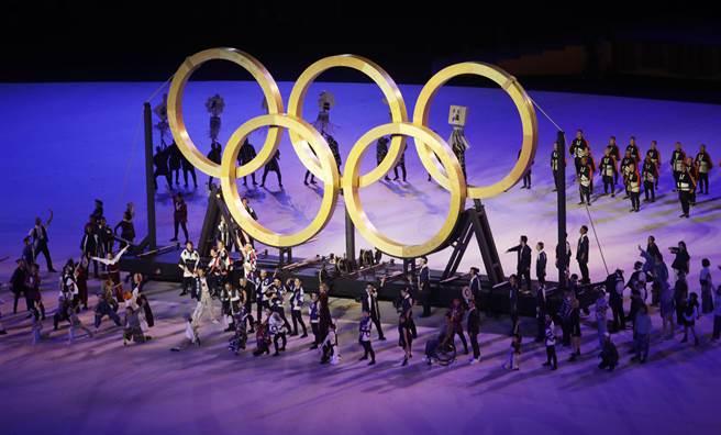 東京奧運今(23日)晚舉行開幕典禮。(圖/ 取自中時資料庫,季志翔攝)