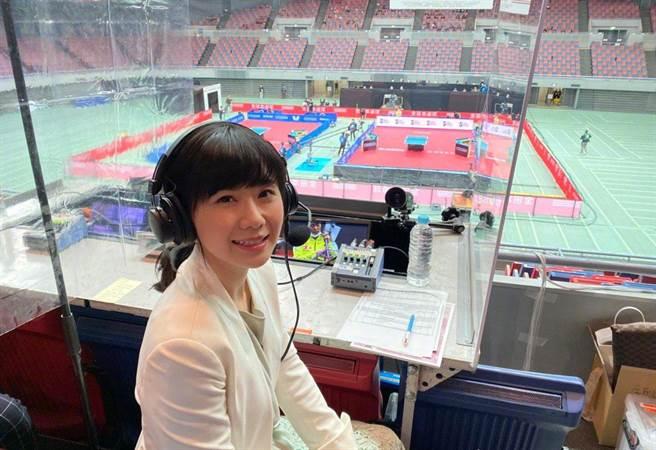 福原愛昨在微博發聲,準時收看東奧開幕。(摘自臉書)