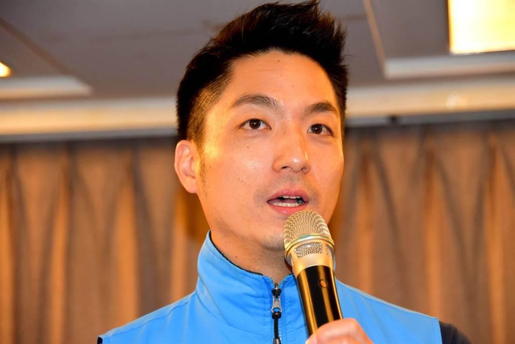 國民黨立委蔣萬安,23日深夜在臉書宣布,夫人第二胎生下兒子。(圖/本報資料照)