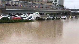 頭條揭密》3股力量形成鄭州超級暴雨 德國水災相比簡直小兒科