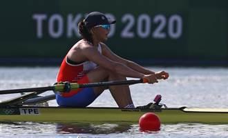 東奧》划船黃義婷複賽分組第2晉24強 已超越上屆成績