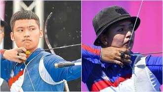 射箭湯智鈞首闖奧運很興奮 林佳恩走過低潮更勇敢