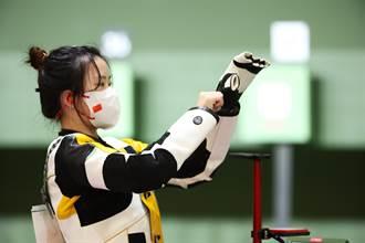 會運動也是學霸!陸首金得主楊倩 來自北京清華大學