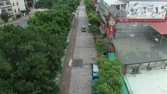 鶯歌老街路段改瀝青鋪面 店家號召民眾連署反對