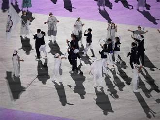 東奧開幕  總統:謝謝日本將一切化為可能
