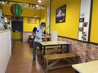 台南宣布餐飲可內用 業者期待正常消費 民眾選擇觀望