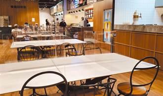 餐飲內用防疫指引出爐!桌子保持1.5公尺間距、同桌得梅花座