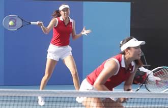 網球》雙詹芝加哥首戰過關 吳東霖首闖ATP單打會內