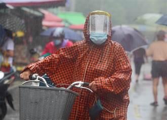 烟花颱風海警解除!氣象局:未來一周中南部仍有局部大雨
