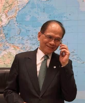 蔡政府最高官員游錫堃接受扁專訪 游錫堃:敘舊