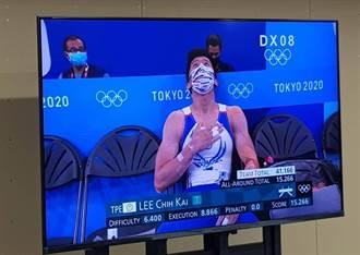 東奧》創紀錄 李智凱單項鞍馬、兩人晉全能決賽