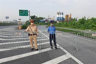 COVID-19疫情肆虐 越南河內封城
