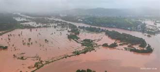 印度豪雨成災  已增至125死