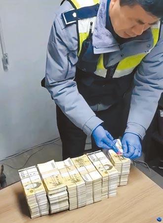 地下匯兌詐財 2張假鈔騙4千萬