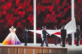東奧》日靈魂歌姬領唱 歌舞伎傳遞文化
