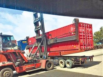 台中等嘸疫苗 碼頭貨櫃車司機嗆罷工