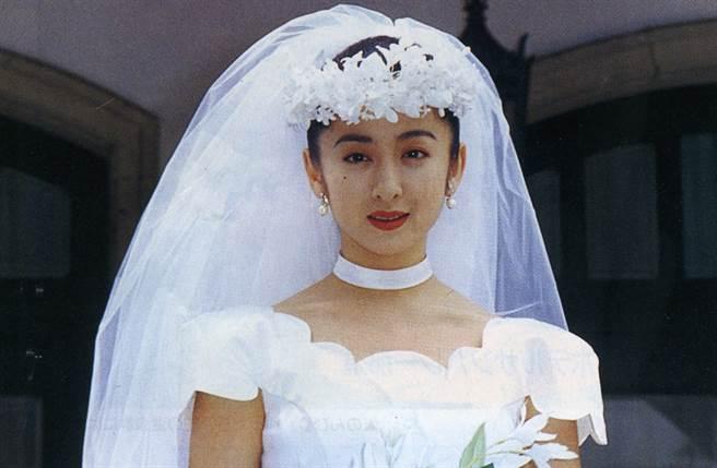齊藤由貴1994年和圈外男友結婚,育有1男2女。(圖/本報系資料照)