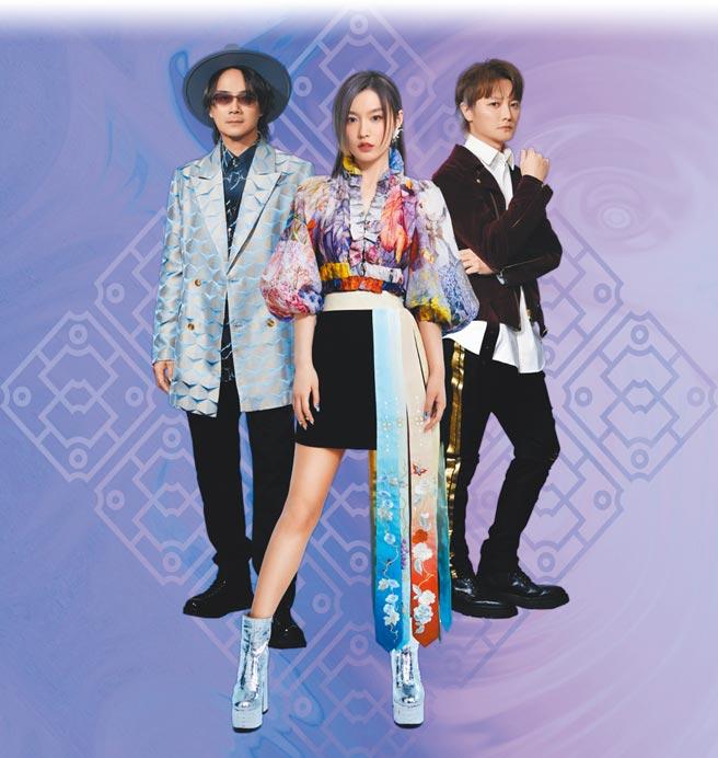 F.I.R.近期發行新專輯,新歌曲風融合國樂、搖滾,多元豐富。(華研國際提供)