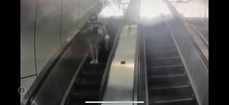新冠降溫捷運人潮回流 偷拍狼最常出現上下電扶梯