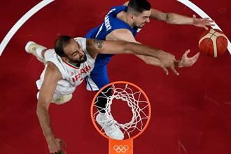 東奧》男籃宣告開打!捷克險退伊朗摘預賽首勝