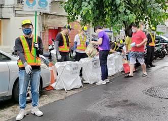 中市環保局安心上工再釋600名額 每月最高可領1萬2800元