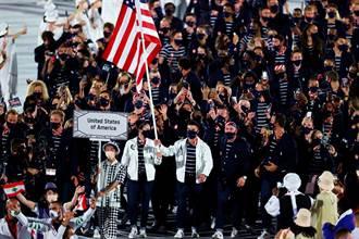 東奧》名家設計也沒用 美國隊制服被嫌到爆