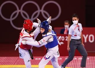 東奧》踢落加國跆拳道女將 首度參賽羅嘉翎就挺進4強