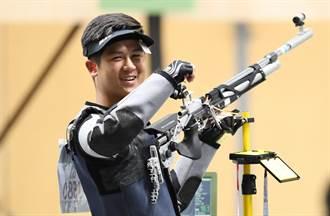 東奧》射擊男子10公尺空氣步槍 呂紹全無緣8強決賽