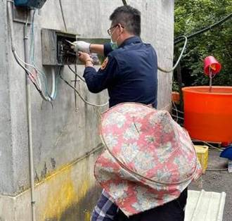 被警察耽誤的水電工 高山警心痛果農自掏腰包修繕遭讚爆