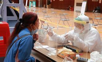 基隆720名補教人員快篩 明打疫苗提升防護力