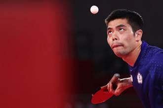 東奧》「台灣桌球教父」莊智淵逼退阿根廷挺進32強