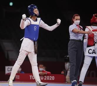 東奧》4強不敵美國跆拳道女將 羅嘉翎仍可爭銅