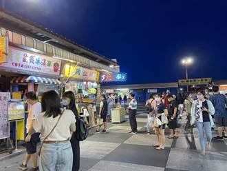 花蓮東大門夜市二級期間僅能外帶 餐飲內用依中央指引開放
