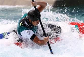 東奧》台灣首位輕艇奧運國手 張筑涵止步預賽