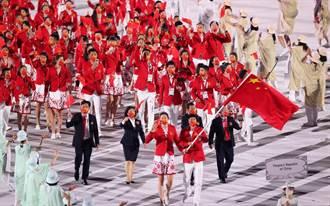 台灣問題太敏感 NBC和騰訊轉播東奧開幕式時雙雙挨駡