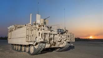 美軍下一代運兵車AMPV 開始在試驗場測試
