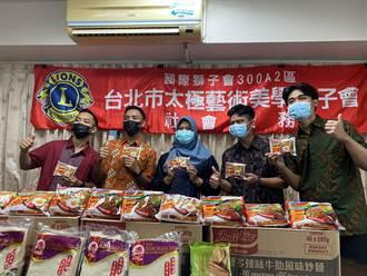 疫情衝擊 基隆東南亞交換生沒工作 生活受影響