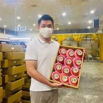 台南芒果今年外銷日、韓 成長幅度高達63%
