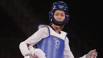 羅嘉翎踢下跆拳道銅牌 蔡英文讚:英雄出少年
