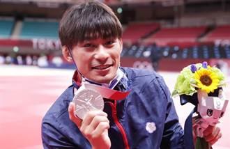 東奧》7/25獎牌榜 中華隊1銀1銅暫居第19(不斷更新)