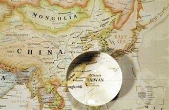 台灣問題 中美終將實力對決