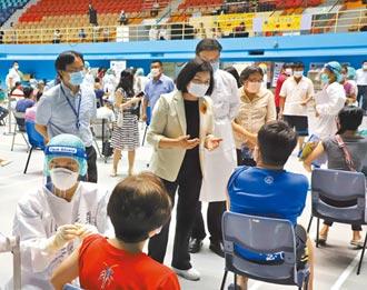 台南國高中職教師 明起全面施打