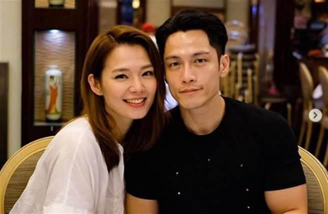 呂慧儀與黃文迪已在2018年離婚,雙方共同撫養兒子。(圖/取材自呂慧儀Instagram)