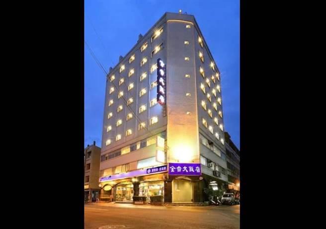不敵疫情彰市老字號飯店吹熄燈號3億求售。(全台大飯店)