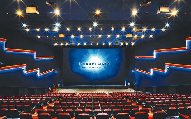 國賓大戲院的巨幕廳全面升級,可說是民眾進戲院的誘因之一。(摘自國賓影城官網)