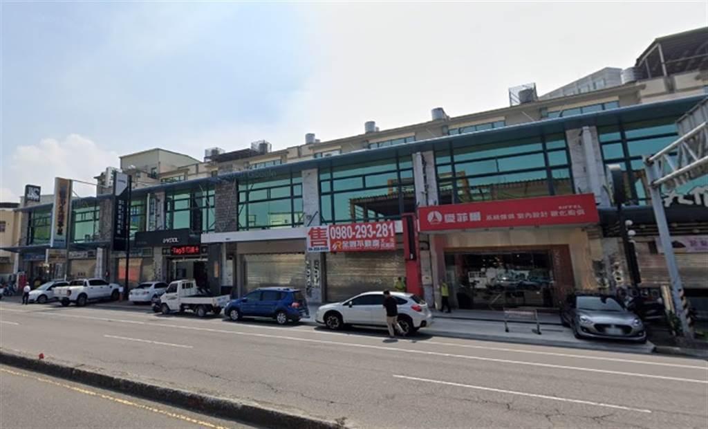 近1年六都交易以住宅大樓為大宗,僅台南市近半數購買透天厝。(翻攝自Google街景)